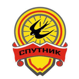 Наклейки на велосипеды Спутник