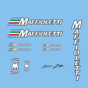 набор велонаклеек маффиолетти maffioletti номер 3