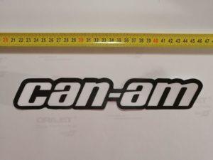 Наклейка Can-am на квадроцикл под оригинал